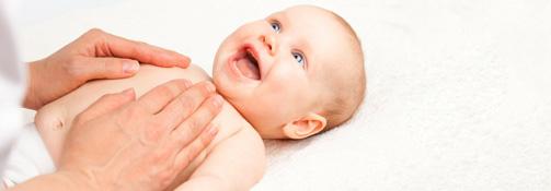 Corso di massaggio infantile AIMI